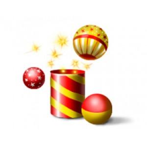 Фестивальные шары оптом