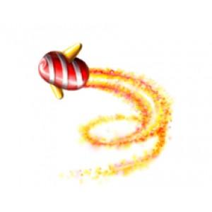 Летающие и наземные фейерверки оптом