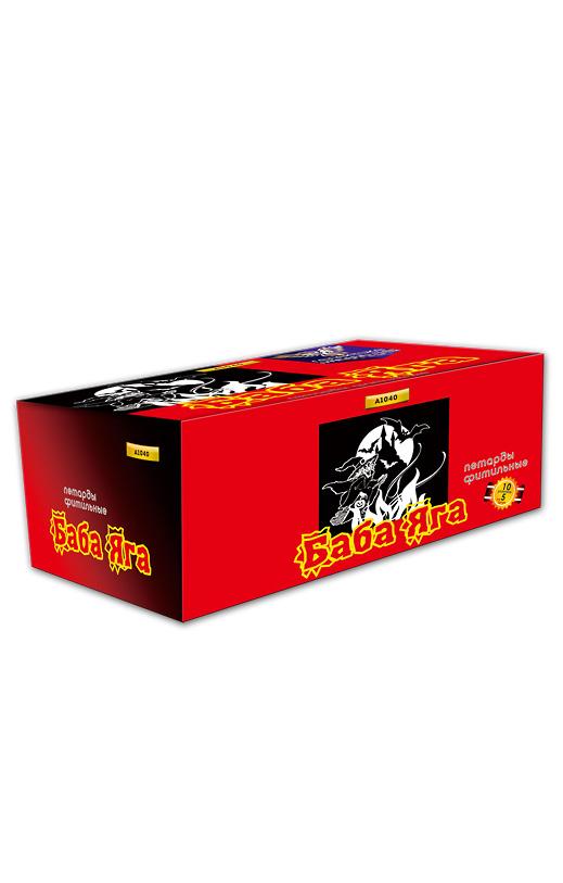 А1040 Петарда фетильная «Баба-Яга» (5 штук)