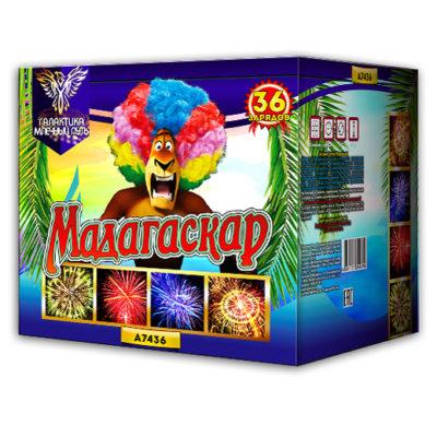 А7436 Батарея «Мадагаскар»